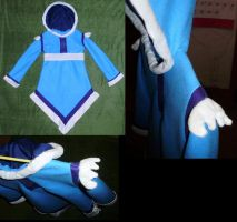 Katara Costume 2.0 by supermutts