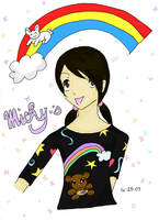 For Michy-senpai's contest :D by Winters-Light