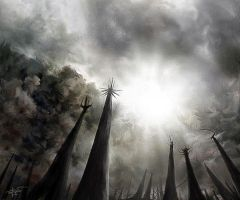 Cataclysm by mgdeath5