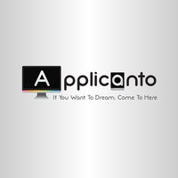 Applicanto Logo Design by Mandeep2u