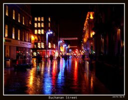 buchanan street by Jenniii