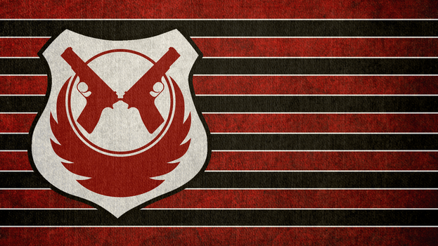FALLOUT: Flag of the Texas Brotherhood by okiir
