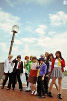 Persona 4 - Reach Out by SoulResonanceBrigade