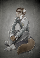 Often I wish this would all be over by Moody-Ferret