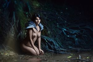 Land Of The Forest Elves by idaniphotography