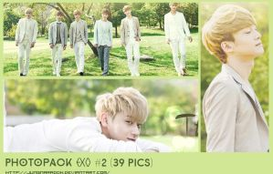 EXO Photopack #2 by JungNaraDDH