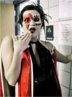 Queen of Hearts, Thespian Comp by mymichelle12
