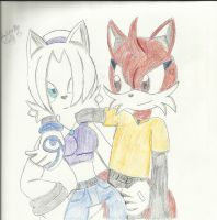 Request for 12theFox by AmbertheWolf15