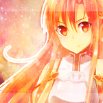 Asuna Icon by xAnimefangirl