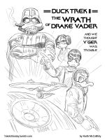 Duck Trek II: the Wrath of Drake Vader by Thinkbolt