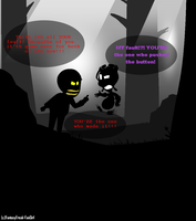 Limbo - Two Envious Pricks by FantasyFreak-FanGirl