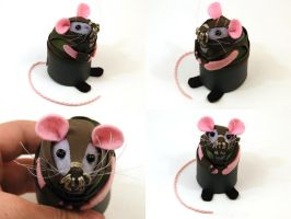 Bane Mouse by The-House-of-Mouse