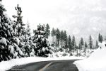 Snow drive by kayaksailor
