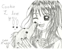 dedicated to Cookie ^^ by persefoni-chan