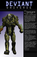 Deviant Universe - VanGuard by thedude255