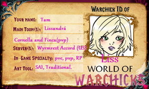 Warchick Id by Justeatpizza