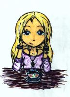Drink your tea... by Ana-The-Unknown