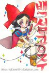 [Disney Princess Diva] Snow White by OakJum9014