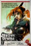 native drums3 Cover Color by punchyninja