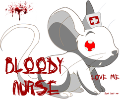 Bloody nurse by perry99