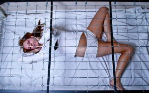 Candi B. Caged 3 by Deathrockstock