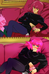 Like one of your French Girls by Fenrir-chic