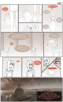 T H O R - Among the Gods - pg 1 by M-Pepper
