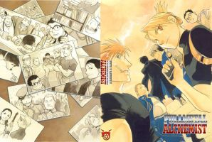 FMA - The memories... by TimeOcean