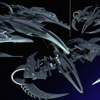 Scorpion_Heavy Fighter prev.04 by Spiritofdarkness