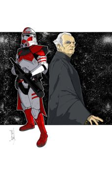 Commanders and Generals: Thire/Palpatine COLOR by Hodges-Art