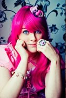 pinkie pie/sweet lolita cosplay by sakuratard17