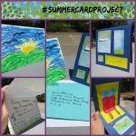 #SummerCardProject by NinjaMouse4