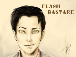Flash Bastard by TwilightSadist