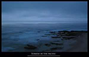 Sunrise in the Pacific by Talon010