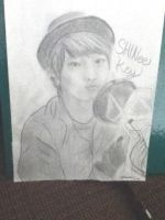 SHINee Key by like2draw001