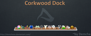 Corkwood Dock by DemchaAV