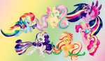RainbowPower! by ChiuuChiuu