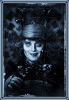 mad creepy hatter by grstdo