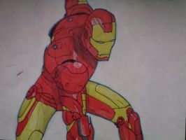 Iron Man by galis33
