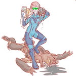 Samusdoodly by Cryophase