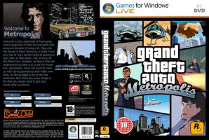 Grand Theft Auto Metropolis by InterGlobalFilms