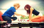 Chess of love by Yuza20a