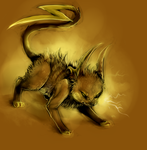 Raichu used Thunder by possim