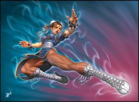 Chunli-Solo Version by HecM