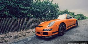 911 GT3 RS by notbland