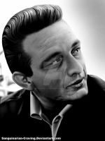 Johnny Cash by Sanguinarian-Craving