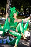 Rydia of Mist by Anita-Lust