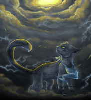 Eye of the Storm by Finchwing