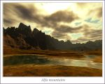 Alfa mountains by sandpiper6