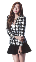Jessica (SNSD) PNG Render by GAJMEditions